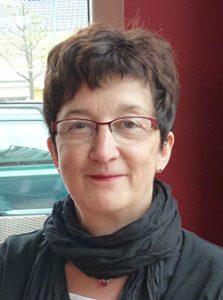 Judith Stefan, zertifizierte Luna Yoga Lehrerin
