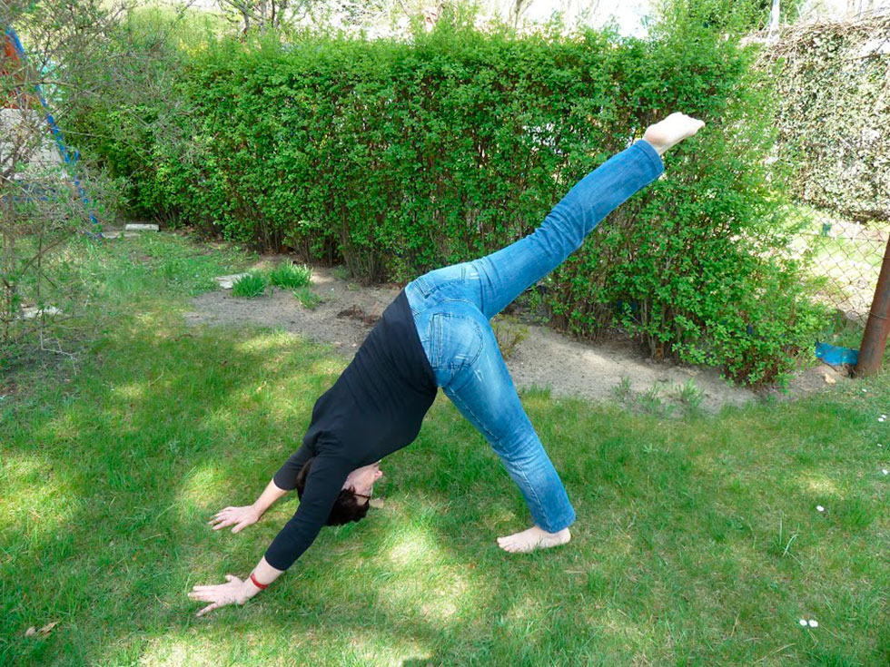 Beispielübung Luna Yoga
