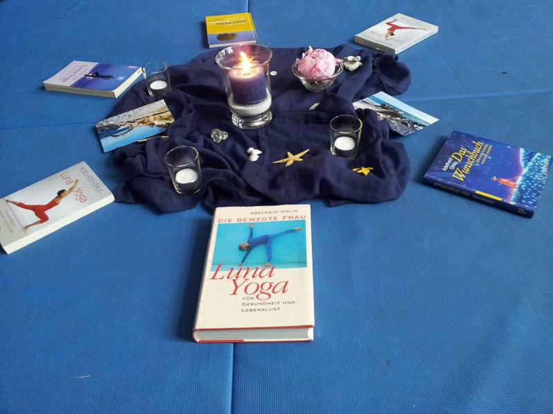 Luna Yoga Literatur
